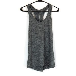 Champion gray cross back workout tank
